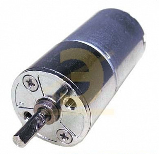 Мотор 14.68:1 Metal Gearmotor 25Dx50L mm HP 6V 540RPM